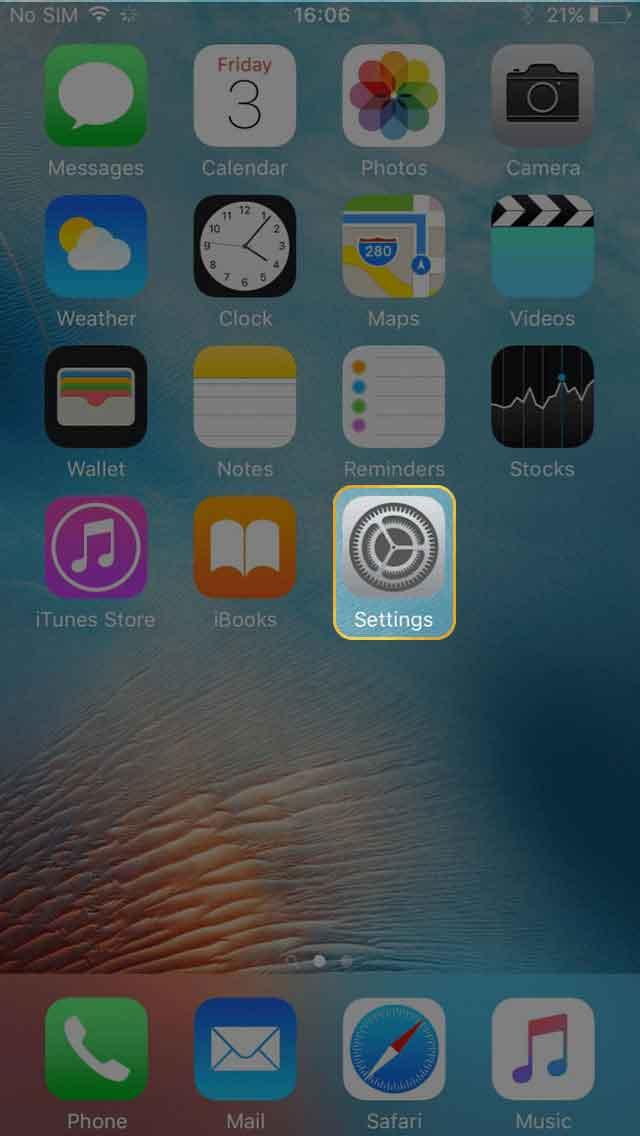 langkah 2 download aplikasi ios